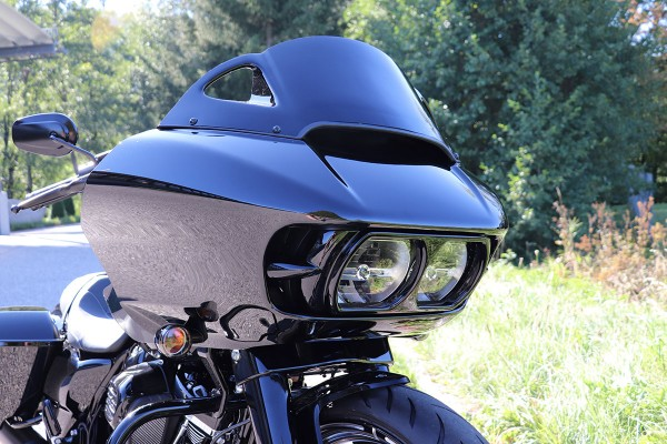 HARLEY TOURING - Windschild RACING (BJ. Road Glide ab 2015)