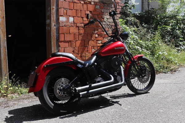 Harley-Davidson Softail Springer EVO (Style: Bad Boy)