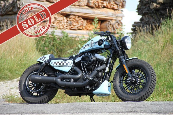 Harley-Davidson Sportster 48 (Style: Goodwood Festival of Speed)